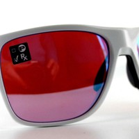 Oakley CROSSRANGE-Snow- Sonnenbrille / Sunglasses OO9360 Color-0858 incl. Etui