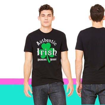 Authentic Irish Drinking Buddy T-shirt