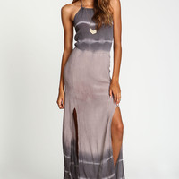Tie Dye Gauze Maxi Dress