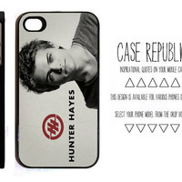Apple iPhone 4 4G 4S 5 Case Cover Hunter Hayes by CaseRepublic