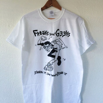 Funk Mosh Bill : Freaks and Geeks / Circle Jerks Tee Shirt