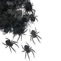 Halloween Party Supplies Spider Confetti - 100 Pieces