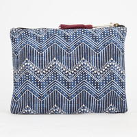 Lexi Pouch Blue Combo One Size For Women 26548324901