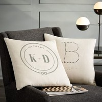 Registry Pillow Covers