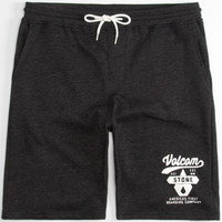 Volcom Baller Schwetz Mens Shorts Heather Black  In Sizes