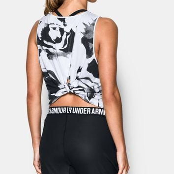 Women's UA Opening Night Graphic Tank | Under Armour US