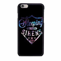 sleeping with sirens galaxy nebula iphone 6 6s 4 4s 5 5s 6 plus cases