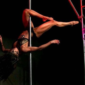 Stripper pole dance Removable training pole