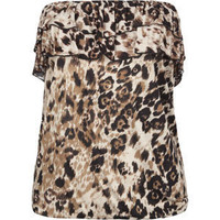 FULL TILT Animal Print Womens Tube Top     195709100 | Tops | Tillys.com