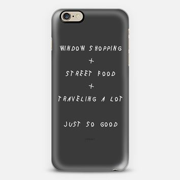 So Good iPhone 6 case by Famenxt | Casetify