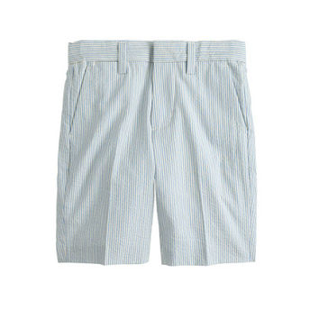 crewcuts Boys Ludlow Short In Seersucker