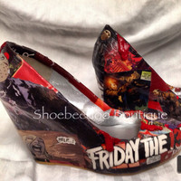 Friday the 13th wedges