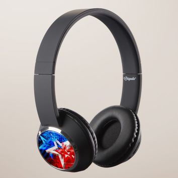 Holiday Stars Headphones