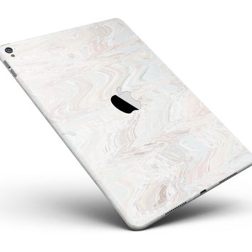 "Slate Marble Surface V26 Full Body Skin for the iPad Pro (12.9"" or 9.7"" available)"