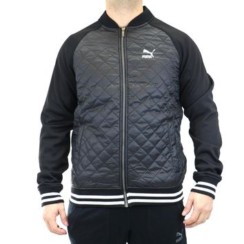 Puma QUILTED LIFESTYLE JACKET - Mens