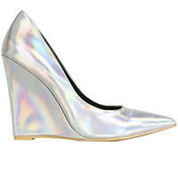 Jem & The Holograms Wedge
