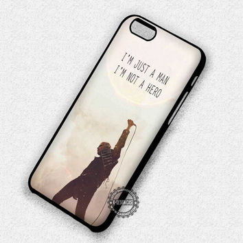My Chemical Romance Lyrics Quotes - iPhone 6 5s SE Cases & Covers
