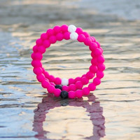 LARGE BREAST CANCER PINK LOKAI