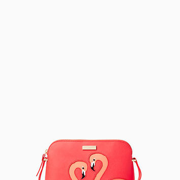 Kate Spade New York Take a Walk on the Wild Side Flamingo Hanna