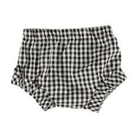 Black & White Baby Bloomers