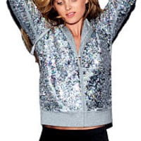 $10 Off Fleece Top or Bottom with PINK Angel Card Purchase - Victoria's Secret