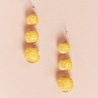 Sequin Bauble Earrings
