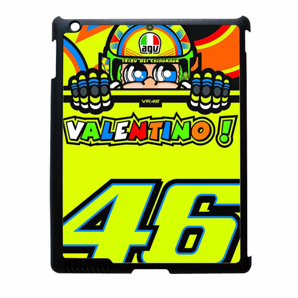 Valentino Rossi The Doctor 46 Logo Ipad 3 From Iphone Case