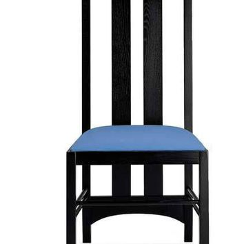 Charles Rennie Mackintosh Lowback Ingram Chair