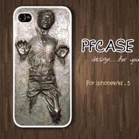 Star War han solo carbonite : Case For Iphone 4/4s ,5 / Samsung S2,3,4