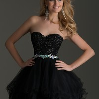 CLARISSE - Fall 2014 - Clarisse Homecoming Dress 2471