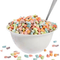 Just Cereal Marshmallows: A whole bag of only cereal marshmallows!