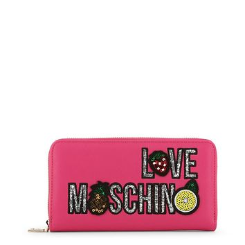 Love Moschino Women Pink Wallets