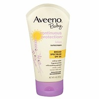Aveeno Baby Continuous Protection Sunscreen Lotion SPF 55