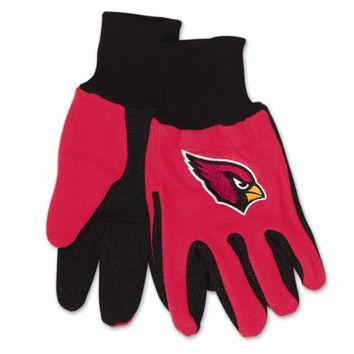 Arizona Cardinals - Adult Two-Tone Sport Utility Gloves