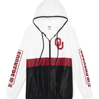University of Oklahoma Anorak Full-Zip - PINK - Victoria's Secret