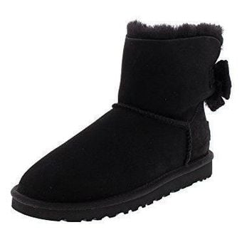 UGG Womens Mini Bailey Antoinette Bow ugg snow boots
