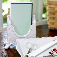 Emma Letter Holder and Tray - See Jane Work