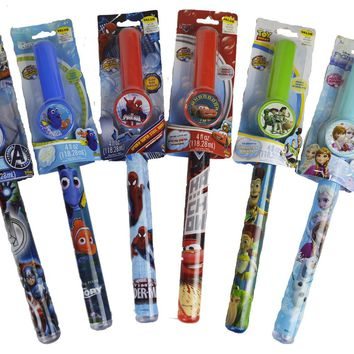 Assorted Bubble Wands - CASE OF 45