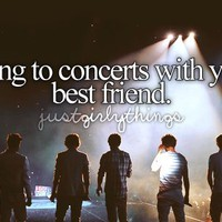 best friends at a concert - Google Search