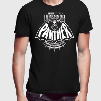 Black Panther Black T-shirt