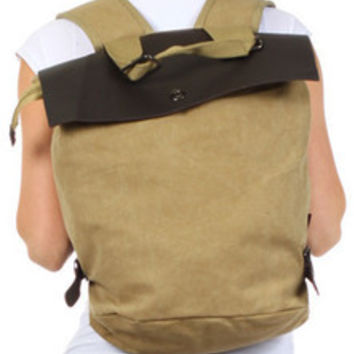 Rucksack Vintage Inspired Backpack $42.99