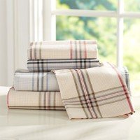 Stratford Plaid Sheet Set