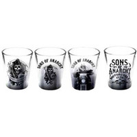 Sons Of Anarchy - Shot Glass Set
