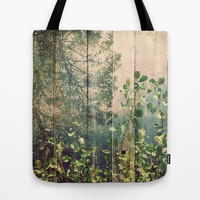 Belle nature Tote Bag by Yasmina Baggili