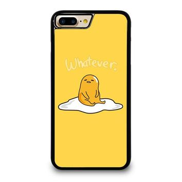 GUDETAMA LAZY EGG iPhone 4/4S 5/5S/SE 5C 6/6S 7 8 Plus X Case