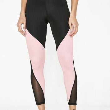 Hottest Housewife Colorblock Leggings