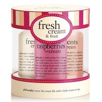 Philosophy Fresh Cream & Fruit Gift Set for Women, 3 pc - Walmart.com