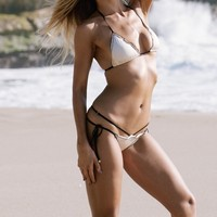 Perfect Peach - Shaken Not Stirred | Champagne Bikini