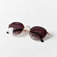 Madeline Metal Round Sunglasses | Urban Outfitters