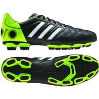 adidas 11Questra TRX Leather FG Soccer Cleats - Men's at City Sports